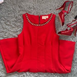 Red Dress L'atiste By Amy S